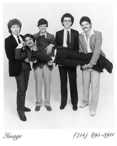 "1983, Lou Savage Jim Stevenson, Dave Bronson, Chuck Bufamonte. and  Dave ""DK"" Krapes"""